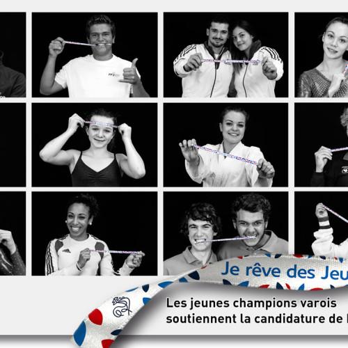 Album : Les jeunes champions varois rêvent des Jeux