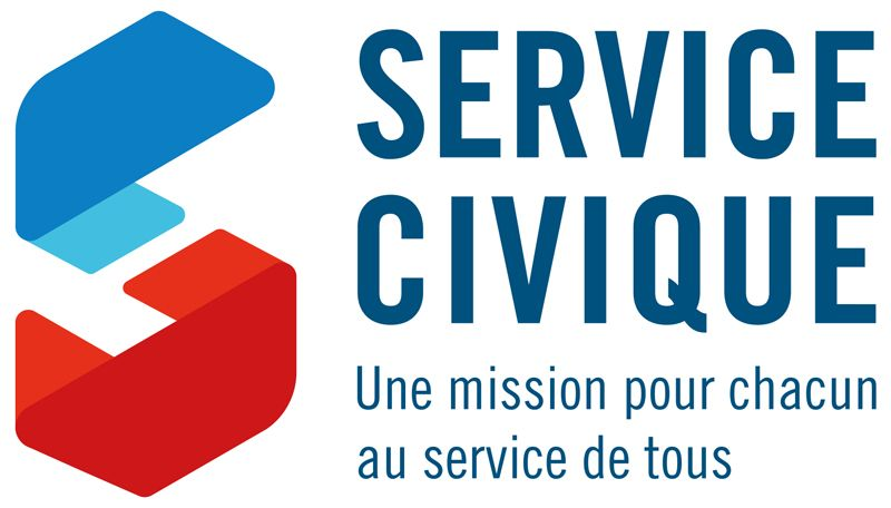 service civique logo 2016