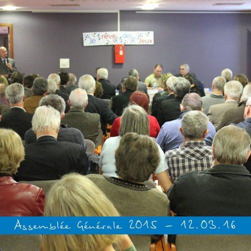 Album : Assemblée Générale 2015
