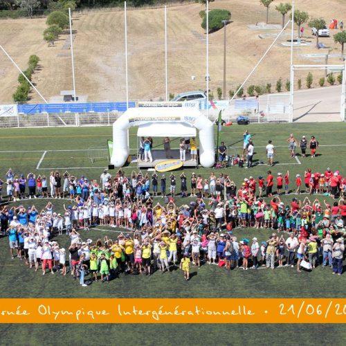 Album : Journée olympique intergénérationnelle (21/06/17)